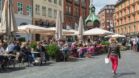 Copenhagen's café scene is well worth exploring