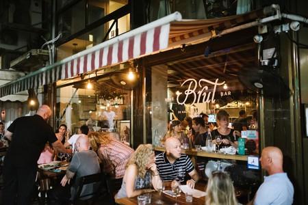Brut is one of Tel Aviv's best wine bar options