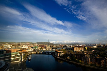 Belfast offers plenty to see and do for travellers on a budget