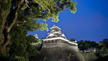 Kumamoto Castle has a history dating back to 1467