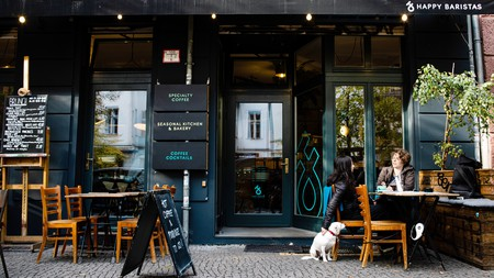 Happy Baristas is among the finest in Berlin for their experience in specialty coffee