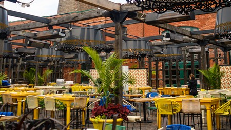 Distillery District is the cool, up-and-coming younger sister to Queen Street West