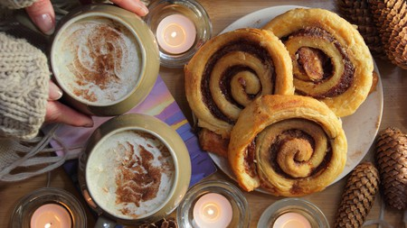 You can have fika anywhere, including London