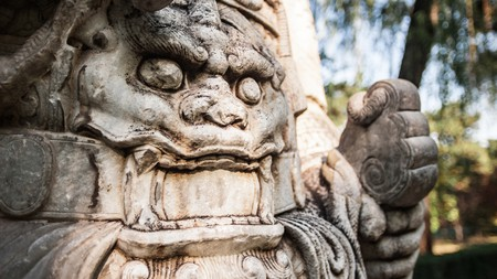 Take a day trip from Beijing to fascinating sites like the Ming Tomb mausoleums