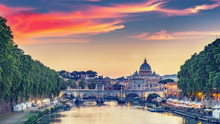 Rome offers a wide variety of unforgettable experiences