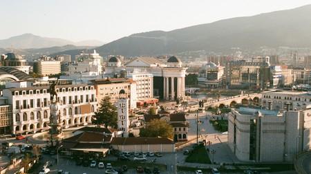 Work your way through Skopje's best coffee shops
