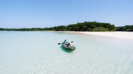 Explore the clear tropical waters of Ishigaki Island