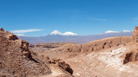 The Atacama Desert has been shaped by mass extinctions and volcanic eruptions of biblical proportions – events which left behind this sensational landscape