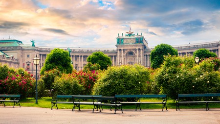 Learn about Viennese history on a tour of the Hofburg Imperial Palace