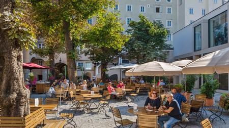 Austria is famous for its unique coffeehouse culture