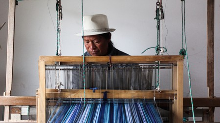 The Farinangos are carrying their textile-making traditions into the 21st century