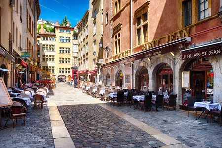 Lyon is known as the capital of gastronomy