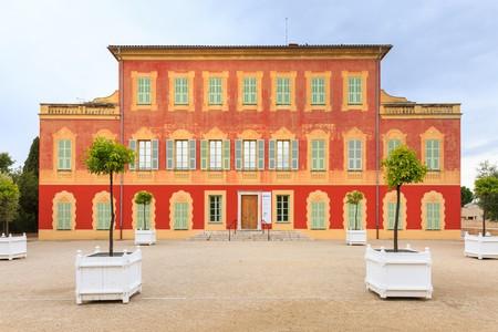 The Musée Matisse lies inside the 17th-century Villa des Arènes