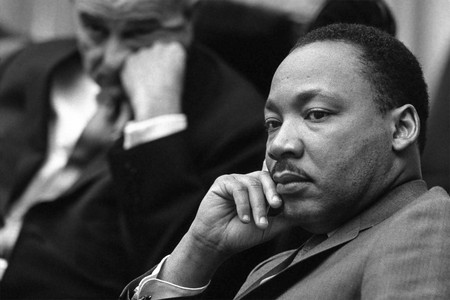 Dr Martin Luther King Jr was one of the greatest civil rights leaders