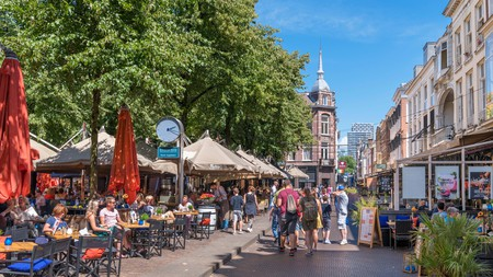 The Hague's bar scene has grown exponentially in recent years