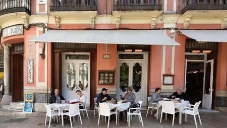 Málaga is a café-lover's paradise