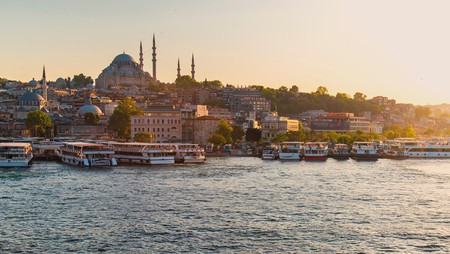 Istanbul is synonymous with opulence, with luxury hotels fit for royalty
