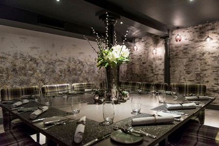 Tom Kitchin earned a Michelin star for his restaurant, The Kitchin