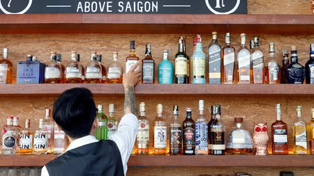 Ho Chi Minh City's cocktail scene is relatively new, but it is flourishing