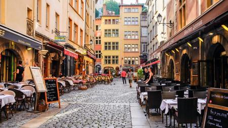 Feast on world-class food in Lyon