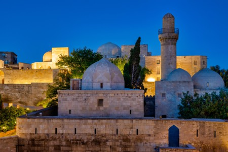 Built in the 15th century, the Palace of the Shirvanshahs is an architectural wonder and a great place to visit in Baku