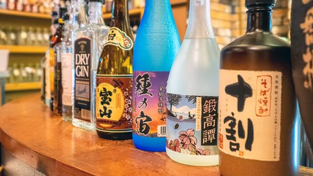 Sake is a must-try when visiting Japan