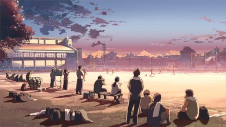 Real-life locations inspire the backdrops of Makoto Shinkai's films