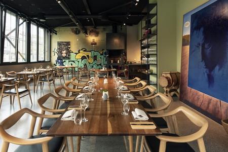 Credo is a one-Michelin-star fine-dining restaurant in Trondheim, Norway