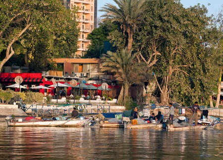 Maadi is a favourite Cairo neighbourhood among locals, expats and tourists alike