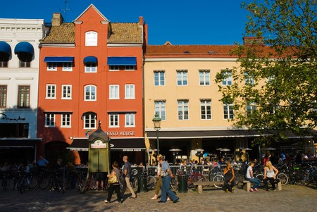 Malmö is home to many restaurants keeping sustainability in mind
