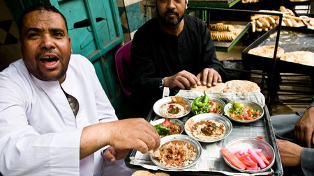 There's far more to Egypt than the Nile and the Pyramids – it's also foodie heaven