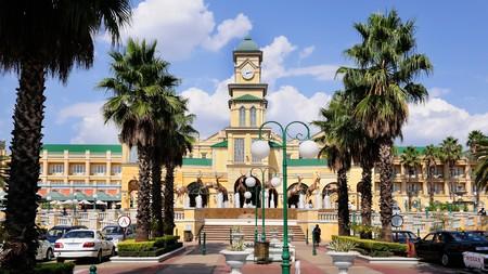 Golden Reef City Casino, Johannesburg, South Africa