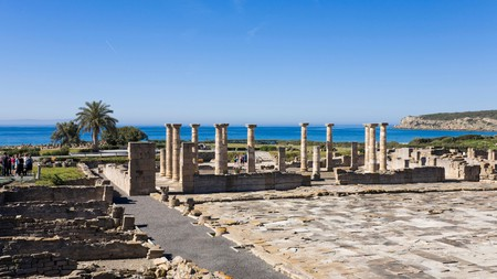 The sun-baked region of Andalusia boasts many well-preserved Roman ruins