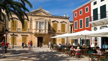 Menorca has developed a vibrant culinary scene in recent years