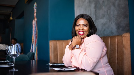 Restaurateur Thandi Dlamini knows Durban's culinary landscape like the back of her hand