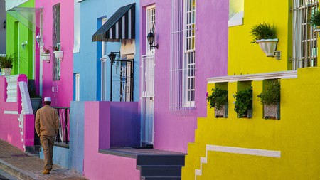 Specific parts of the Bo-Kaap neighbourhood have been by granted official heritage status, offering it protection from developers