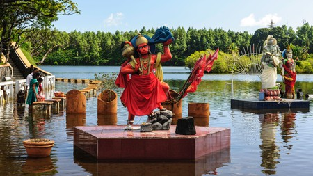 Mauritius is a multicultural land ripe for exploring