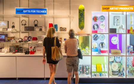 Explore NYC's quirky side at spots including the unique MoMA Design Store