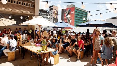 Joburg's Braamfontein neighbourhood is a cultural hotspot