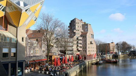 Rotterdam is experiencing a gastronomic boom