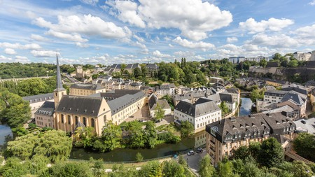 The tiny capital of Luxembourg is perfect to explore in a single day