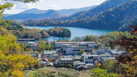 Japan's Hakone is a region of spectacular natural beauty, home to hot springs, nature and art museums