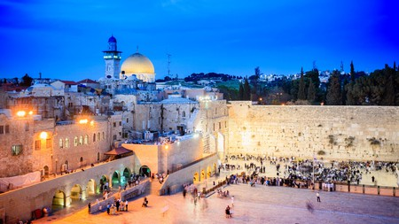 The Old City of Jerusalem is just one of the UNESCO sites benefitting from the project