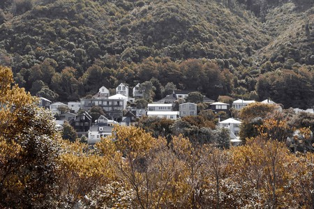 Thorndon in Wellington, New Zealand, is full of historic charm