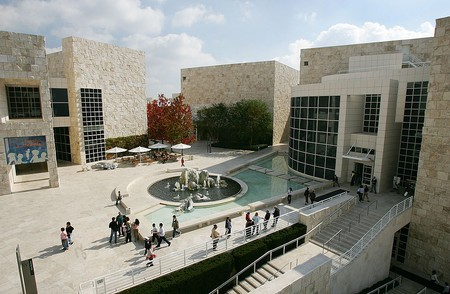 Getty Museum Hosts Vast Collection Of Art And Antiquities