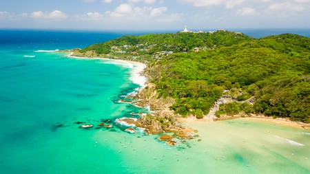 Byron Bay offers top accommodation perfect for a retreat and recharge