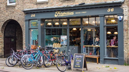 Cambridge is filled with charming cafés and brunch spots