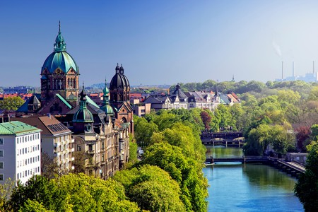 You can explore Munich in just one day, if you're clever about it