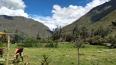 People in the Sacred Valley have been making meals with the pachamanca for about 8,000 years