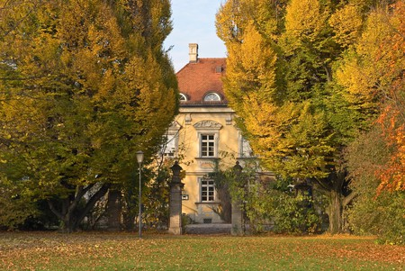 Munich is filled with beautiful green spaces